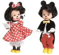 ディズニー バービー Tommy ケリー ドレスed ミッキーとミニー コレクターズエディ…...:worldselect:10021298