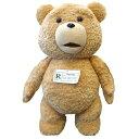 Ted テッド おしゃべりぬいぐるみ 24インチ(約60センチ) クリーントーキング版