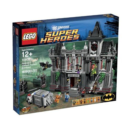 LEGO 10937 バットマン: Arkham Asylum Breakout レゴ 海外直送品・