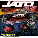 Jato 3.3 2WD Truck RTR with 2.4 Traxxas Link Radio