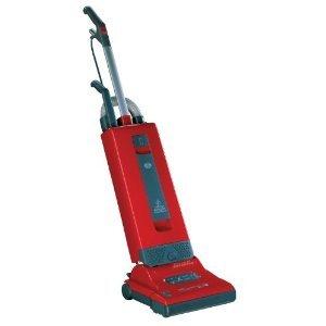 SEBO 9558AM Automatic X4 Upright Vacuum 掃除機, Red