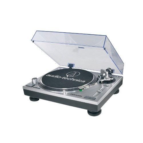 オーディオテクニカプロフェッショナルUSBターンテーブル(AT-LP120USB)