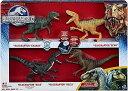 ジュラシック・ワールド ヴェロキラプトル フォー・パック Jurassic World Velociraptor 4-Pack【版】