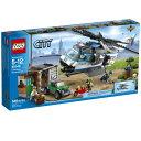 レゴ LEGO 市警察 60046 ヘリコプターサーベイランス