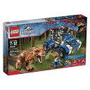 レゴ LEGO ジュラシックワールド T-レックス・トラッカー 75918