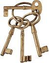 Design Toscano Iron of the Conciergerie Keys Decor