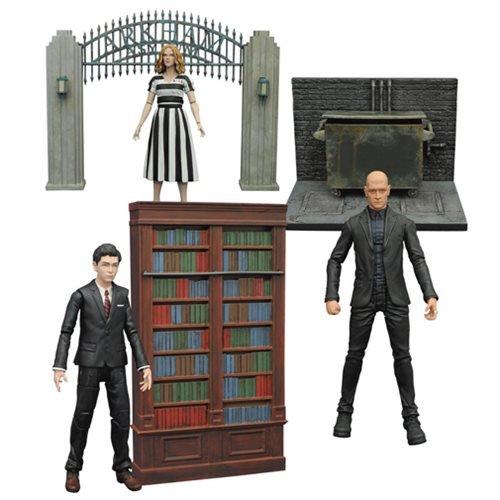 Batman Gotham Select Series 3 Action Figure Set