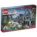 LEGOレゴ ジュラシックワールド インドミナス・レックス・ブレイクアウト 75919