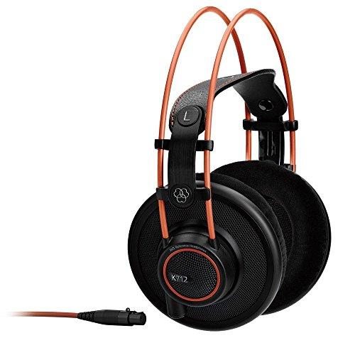 ◆AKG K712 PRO スタジオ リファレンスヘッドホン オンライン ヘッドフォン スロバキア製:ワールドセレクトショップ