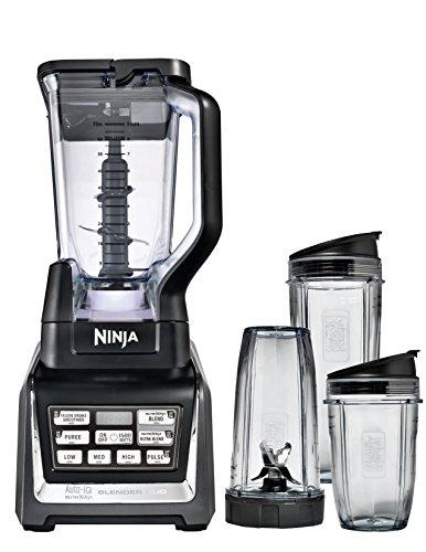 Nutri Ninja Ninja Blender Duo with Auto-iQ オンライン (BL642):ワールドセレクトショップ