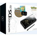 【輸入版 】Nintendo DS lite 本体 Limited Edition Pokemon Pack  【北米版】  ポケモン「ディア