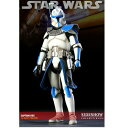 Militaries of Star Wars スターウォーズ Captain Rex 12 action figure フィギュア Sideshow