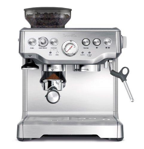 Breville BES870XL Barista  バリスタ Express Espresso Machine エスプレッソメーカー