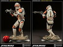 Sideshow Militaries of Star Wars スターウォーズ Commander Cody Premium Format Figure フィギュア St