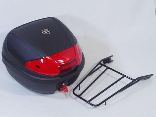 cb400sf vtec3 revo用 リアキャリア&リアボックスセット30L