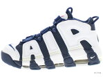 """NIKE AIR MORE UPTEMPO """"OLYMPIC"""" 414962-401 mid navy/mid nvy-white-sprt rd ナイキ エア モア アップテンポ 未使用品"""