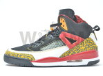 "JORDAN SPIZ'IKE ""KINGS COUNTY"" 315371-071 black/taxi-varsity red-white ジョーダン スパイズイック 未使用品"