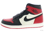 "AIR JORDAN 1 RETRO HIGH OG ""BRED TOE"" 555088-610 gym red/black-summit white エア ジョーダン 1 未使用品"