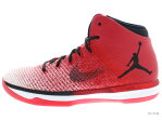 "AIR JORDAN XXXI ""CHICAGO"" 845037-600 varsity red/black-white エア ジョーダン 31 未使用品"