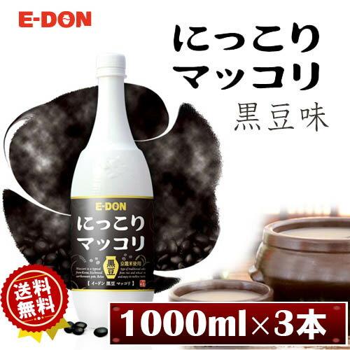 【送料無料】E-DON 二東にっこりマッコリ 6...の商品画像
