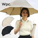 【Wpc.公式】 遮光 バードゲージ ワイドスカラップ mini 【傘 日傘 折りたたみ傘 晴雨兼用】