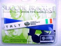 FIFA2006ワールドカップシリコンWブレスの画像