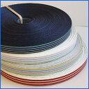 ストライプ紙バンド(クラフトバンド・クラフトテープ)12本取り☆マルチストライプ:30m巻☆《注》ハマナカエコクラフトではありません