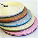 グラデーション紙バンド(クラフトバンド・クラフトテープ)30mストライプ12本取《注》ハマナカエコクラフトではありません