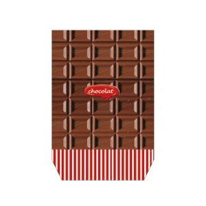 �ޥ��դ����åѡ��Хå����ɥ���ե�ZIP-POCKETSchocolate