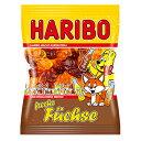 輸入菓子 HARIBO/ハリボー グミキャンディ チーキーフォックス(200g) 10P03Dec16