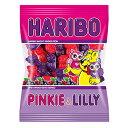 輸入菓子 HARIBO/ハリボー グミキャンディ ピンキー&リリー(200g)
