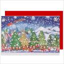 【あす楽対応商品】 クリスマスカード Gakken Sta:...