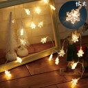 クリスマス売り切りSALE LEDガーランド レス イヴェール LED 20球 スノーフレークライト 4007374-02 10P03Dec16