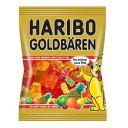 【輸入菓子】HARIBO(ハリボー) グミキャンディ ゴールドベア(100g)