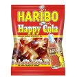 【輸入菓子】HARIBO(ハリボー) グミキャンディ ハッピーコーラ(100g)
