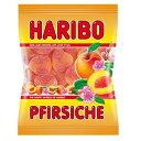 【輸入菓子】HARIBO(ハリボー) グミキャンディ ピーチ(200g)
