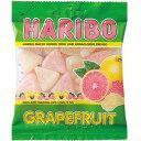 【輸入菓子】HARIBO(ハリボー) グミキャンディ グレープフルーツ(100g)