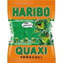 【輸入菓子】HARIBO(ハリボー) グミキャンディ フロッグ(200g)