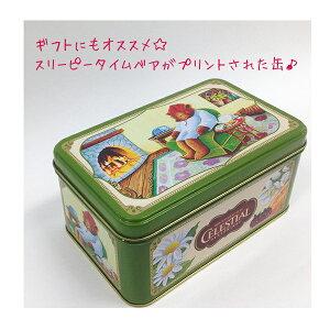 【限定セレッシャルハーブティー】スリーピータイム(缶入り25ティーバッグ)