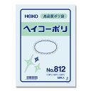 【HEIKO/シモジマ】透明ポリ袋 ヘイコーポリ No812(厚0.08mm・50枚入り) 10P03Dec16