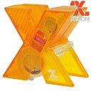 3150円以上で送料無料!(沖縄県を除く)簡単に好きなものでシールができる楽しいアイテム!【XYRON/ザイロン】X150 シールメーカー XRN150OR オレンジ