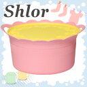 【ポイント10倍!】【Ai Collection/アイコレクション】Shlor/シュロル(洗い桶)ソフトピンク