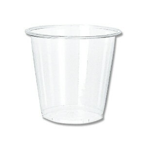 コップ HEIKO/シモジマ プラスチックカップ 2オンス 60ml (100個入り)
