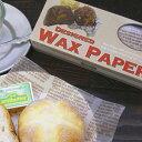 ワックスペーパー Season/シーズン デザインWAXペーパー カカオ PG-39Vハンディサイズ(15×15cm) 2パックセット(50枚入りx2箱)