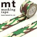 マスキングテープ mt カモ井加工紙 mt ex 迷彩(30mmx10m)MTEX1P98