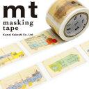 マスキングテープ mt カモ井加工紙 mt × フィリップ・ワイズベッカーcar(30mmx7m)MTWEIS03・1巻