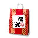 紙袋 手提げ HEIKO/シモジマ 福袋用紙袋 25チャームバッグ(25CB)べにだるま2才(50枚入り) 10P03Dec16