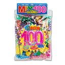 パーティーグッズ カネコ ミックスクラッカー 100個入(紙テープタイプ)