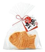 【プチギフト/雑貨】Kiratto/キラット(48-1054)たい焼き圧縮タオル〜感謝の気持ちがぎっしり詰まってます〜【1個からOK!】