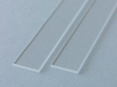 cottaオリジナル アクリルルーラー 3mm(1本売り)